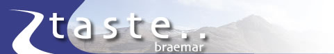 Taste Braemar, coffee shop and restaurant serving quality Scottish cuisine
